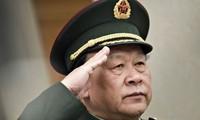 รัฐมนตรีว่าการกระทรวงกลาโหมจีนเดินทางไปเยือนประเทศกัมพูชาอย่างเป็นทางการ