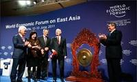 การประชุมเวทีเศรษฐกิจโลกว่าด้วยเอเชียตะวันออก2012ที่กรุงเทพฯ