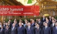 การประชุมASEM SOM ในลาว-มุ่งสู่การประชุมสุดยอดอาเซมครั้งที่๙