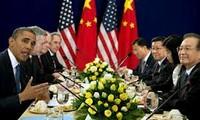 การพบปะระดับสูงระหว่างสหรัฐและจีนนอกกรอบการประชุมอีเอเอส