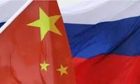 จีนและรัสเซียส่งเสริมความร่วมมือด้านความมั่นคงยุทธศาสตร์