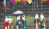 การเชิดหุ่นกระบอกน้ำ-ศิลปะพื้นเมืองของเวียดนาม