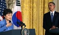 สหรัฐและสาธารณรัฐ เกาหลีเห็นพ้องที่จะแสวงหามาตรการสันติภาพบนคาบสมุทรเกาหลี