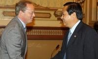 ความร่วมมือระหว่างนครโฮจิมินห์กับธนาคารโลก