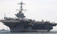 สาธารณรัฐเกาหลี สหรัฐและญี่ปุ่นจัดการซ้อมรบทหารเรือร่วม