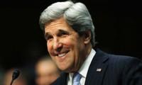 รัฐมนตรีว่าการกระทรวงการต่างประเทศสหรัฐเยือนภูมิภาคตะวันออกกลางเป็นครั้งที่๙