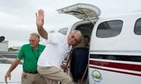เที่ยวบินพลเรือนเที่ยวแรกระหว่างสหรัฐกับคิวบา