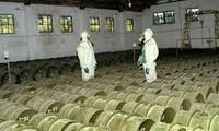 ซีเรียจะขนย้ายอาวุธเคมีร้ายแรงส่วนใหญ่ออกจากประเทศก่อนวันที่๑มีนาคม