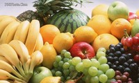 ศัพท์เกี่ยวกับผลไม้