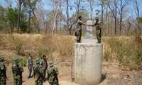เวียดนามและกัมพูชาผลักดันการต่อต้านอาชญากรรมข้ามชาติ