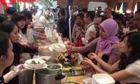 เวียดนามเข้าร่วมวันอาหารอาเซียนในอียิปต์