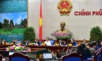 การประชุมประจำเดือนมีนาคมของรัฐบาลเวียดนาม