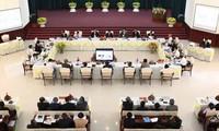 ความร่วมมือด้านการพัฒนาระหว่างท้องถิ่นต่างๆของเวียดนาม ลาวและไทย