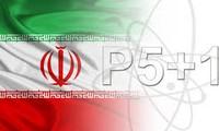กลุ่มพี๕+๑เห็นพ้องที่จะยกเลิกมาตรการคว่ำบาตรต่ออิหร่าน