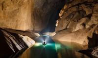หนังสือพิมพ์ของอาร์เจนตินายกย่องความงามของถ้ำเซินด่อง
