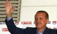 พรรครัฐบาล เอเคพีได้รับชัยชนะในการเลือกตั้งในประเทศตุรกี