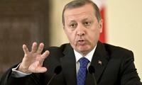 ประธานาธิบดีตุรกียอมรับใบลาออกจากตำแหน่งของคณะรัฐมนตรี