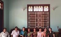 น้ำใจไมตรีของหมู่บ้านชายแดนเวียดนาม-ลาว