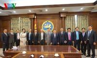 ผลักดันความร่วมมือระหว่างรัฐสภาเวียดนามและมองโกเลีย