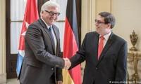 คิวบาและเยอรมนีฟื้นฟูความสัมพันธ์ร่วมมือทวิภาคี