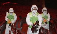 สาธารณรัฐเกาหลีประกาศสามารถควบคุมการแพร่ระบาดของไวรัสเมอร์ส