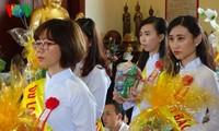 ชาวเวียดนามที่อาศัยในประเทศไทยจัดเทศกาลวูลาน