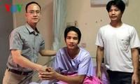 พลเมืองเวียดนามที่ได้รับบาดเจ็บจากเหตุระเบิดในกรุงเทพฯได้กลับประเทศแล้ว