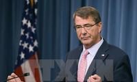 รัฐมนตรีกลาโหมสหรัฐเยือนทวีปยุโรปเพื่อหารือเกี่ยวกับปัญหาซีเรียและวิกฤตผู้อพยพ