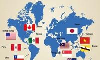 ๑๒ประเทศสมาชิกประกาศเอกสารข้อตกลงทีพีพี