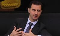 ประธานาธิบดีซีเรียจะไม่เข้าร่วมการเจรจากับกลุ่มติดอาวุธฝ่ายต่อต้าน