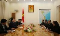 ผลักดันความร่วมมือระหว่างเวียดนามกับอินโดนีเซียในด้านการพัฒนาชนบท