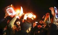 การชุมนุมคัดค้านซาอุดิอาระเบียในประเทศอิหร่าน