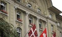 สวิสเซอร์แลนด์ยกเลิกการอายัดทรัพย์สินของอิหร่าน