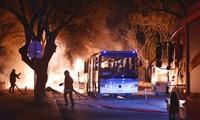 ตุรกีประกาศว่า ผู้ก่อเหตุระเบิดในกรุงอังการามีความสัมพันธ์กับกองกำลังชาวเคิร์ด