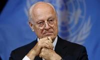 การเจรจาสันติภาพในซีเรียจะได้รับการรื้อฟื้นในวันที่๙เมษายน