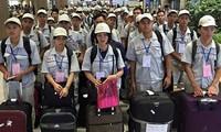เวียดนามและไทยผลักดันการปฏิบัติข้อตกลงเกี่ยวกับการรับแรงงาน