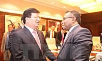 เวียดนามให้ความสำคัญต่อความสัมพันธ์มิตรภาพกับติมอร์-เลสเตและอินโดนีเซีย
