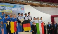 การแข่งขัน Vovinam ชิงแชมป์ยุโรปครั้งที่๔ที่ประเทศสวิสเซอร์แลนด์