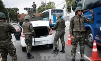 บราซิลเพิ่มมาตรการรักษาความปลอดภัยให้แก่การแข่งขันกีฬาโอลิมปิก ริโอ๒๐๑๖
