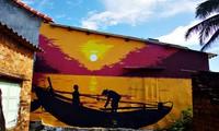 หมู่บ้านภาพวาดแห่งแรกในเวียดนาม