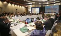 เปิดการประชุมนานาชาติเกี่ยวกับการต่อต้านการก่อการร้ายในอินโดนีเซีย