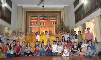 ชมรมชาวเวียดนามที่อาศัยในประเทศอินเดียจัดงานเทศกาลวูลาน