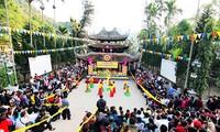 ๑๑เทศกาลใหญ่ในช่วงต้นวสันตฤดูของเวียดนาม