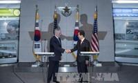 สหรัฐและสาธารณรัฐเกาหลีเริ่มการเจรจาเกี่ยวกับการจัดสรรที่ดินเพื่อติดตั้งระบบTHAAD