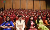 ยกระดับประสิทธิภาพของการฝึกสอนอาชีพ การปกป้องสิทธิและผลประโยชน์ของแรงงานสตรี