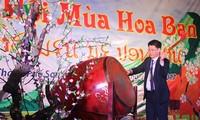เทศกาลดอกกาหลงปี๒๐๑๗ประชาสัมพันธ์ศักยภาพการท่องเที่ยวของเขตตะวันตกภาคเหนือ