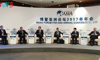 ประธานฟอรั่มเอเชียโป๋อ้าวเรียกร้องให้สนับสนุนกระบวนการโลกาภิวัตน์