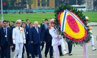 ประธานาธิบดีอิสราเอลเสร็จสิ้นการเยือนเวียดนามด้วยผลสำเร็จอย่างงดงาม