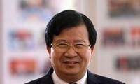 เวียดนามให้ความสำคัญต่อความสัมพันธ์หุ้นส่วนยุทธศาสตร์กับอังกฤษ