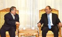 นายกรัฐมนตรีเวียดนามให้การต้อนรับประธานเครือบริษัททีซีซี